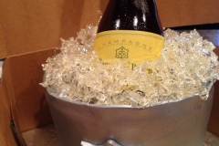 champagne-bucket-cake