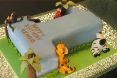Jungle-theme-first-birthday-by-SWIRL-Cakes-Cupcakes-1
